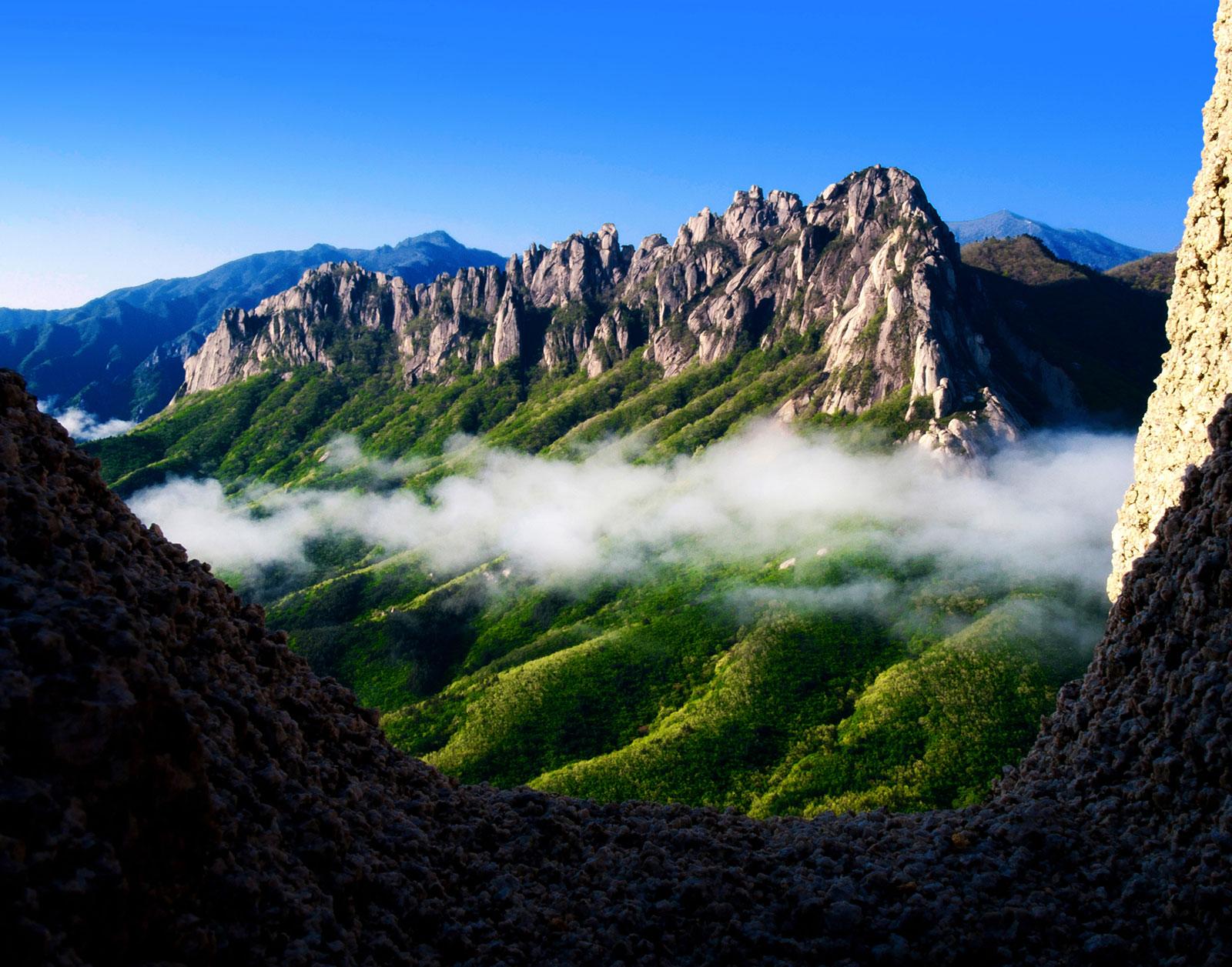 雪岳山国立公園