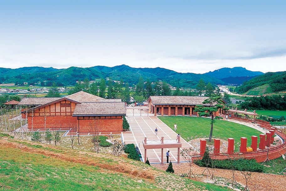 李考石文化村