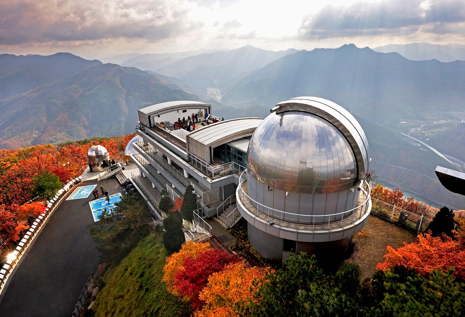 ピョルマロ天文台