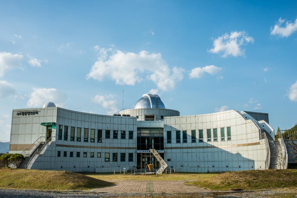 国土正中央天文台