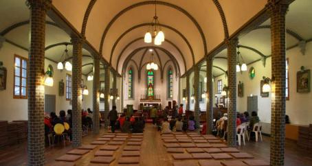 横城豊水院聖堂