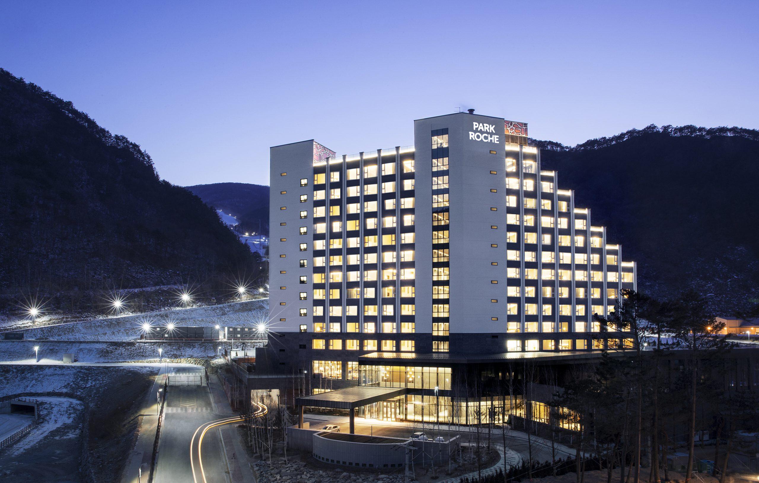PARK ROCHE Resort & Wellness